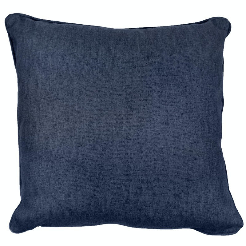 Sorbonne Cushion Cover 17 x 17 Navy
