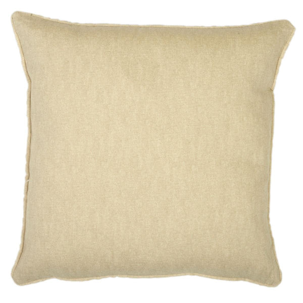 Sorbonne Filled Cushion Natural