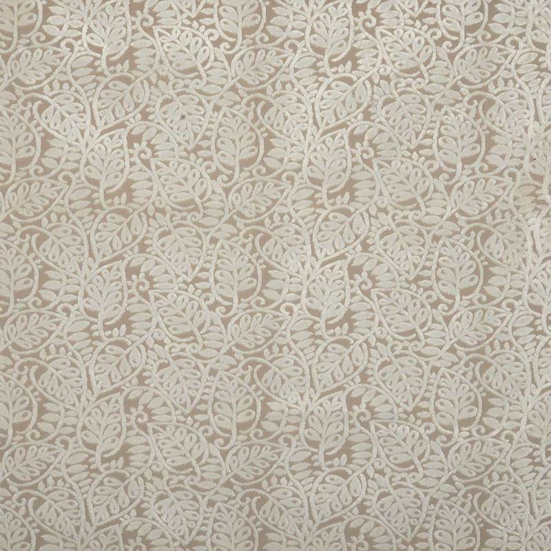Roll End Fabrics Spirit Curtain Fabric Roll End 2.2m Porcelain Picture