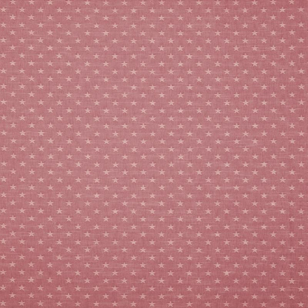 Star Made to Measure Curtains Strawberry