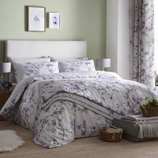 Suki Bedding Set Lilac
