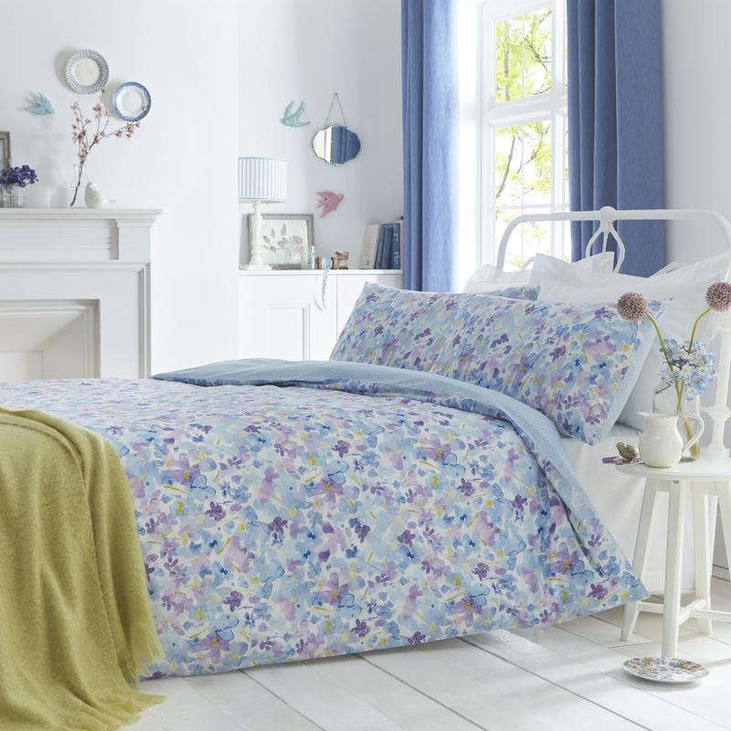 J Rosenthal Bedding Sunny Bedding Set Blue Picture