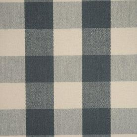 Breeze Curtain Fabric Charcoal