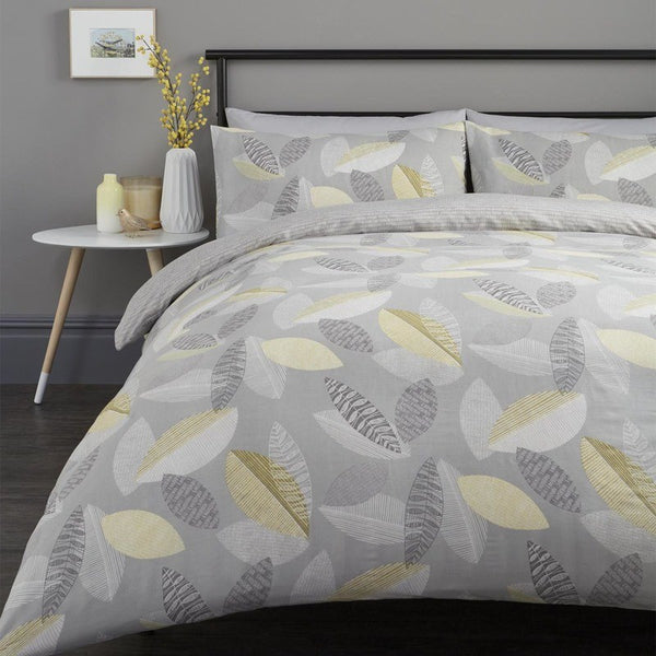 Tazio Bedding Set Grey