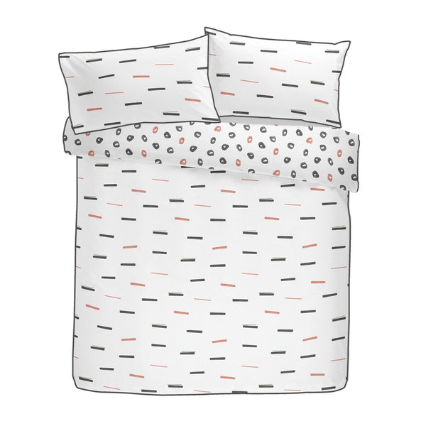 Appletree-Tenley Bedding Set Coral