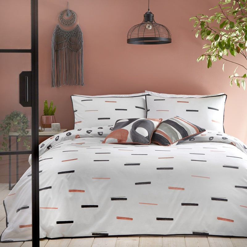J Rosenthal Bedding Appletree-Tenley Bedding Set Coral Picture