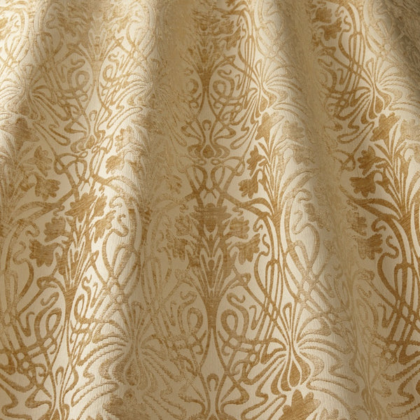 Tiverton Curtain Fabric Sand