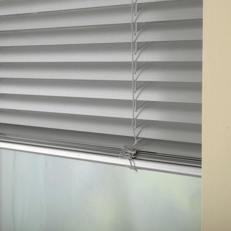 Decora Blinds 25mm Premier Aluminium Blinds Filtra Alum Picture