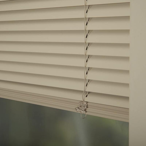 25mm Premier Aluminium Blinds Beige