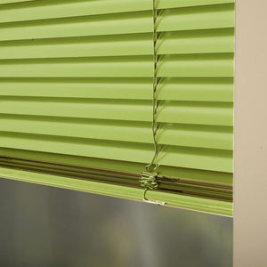 25mm Premier Aluminium Blinds Citrine