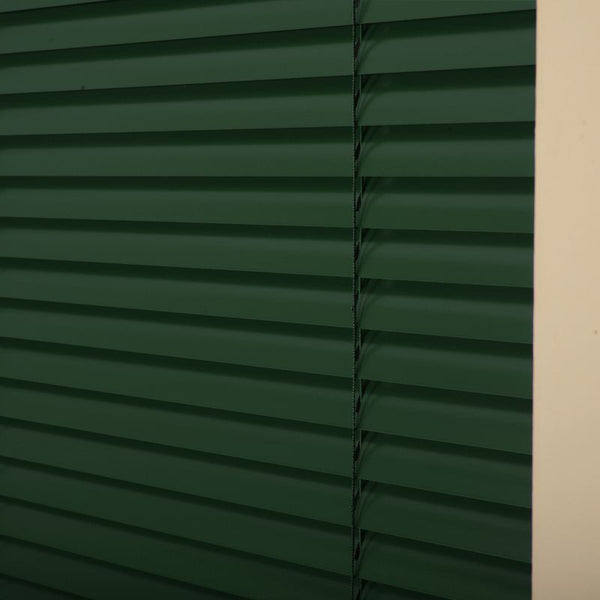 25mm Premier Aluminium Blinds Hunter