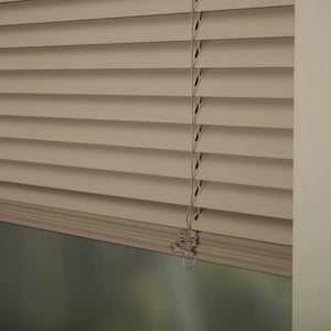 25mm Premier Aluminium Blinds Mink