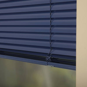 25mm Premier Aluminium Blinds Sky