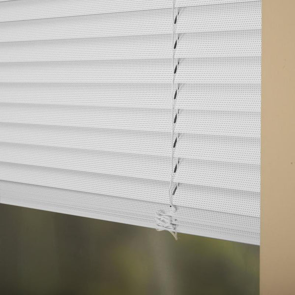 25mm Premier Aluminium Blinds Filtra White