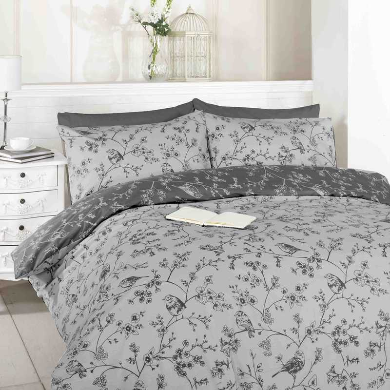 Rapport Homes Bedding Toile Bedding Set Taupe Picture