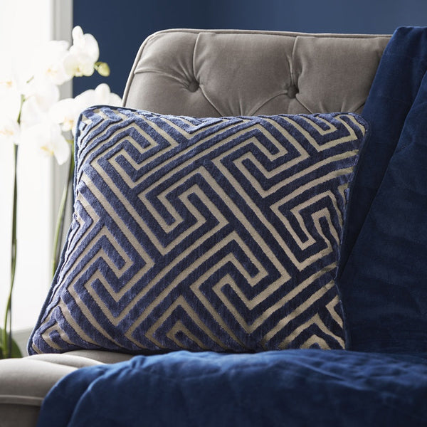 Tess Daly Topaz Bedding Set Midnight