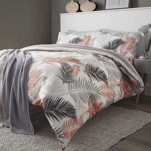 Tropical Bedding Set Copper