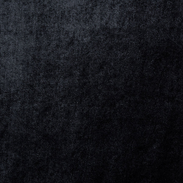 Velvet Curtain Fabric Midnight