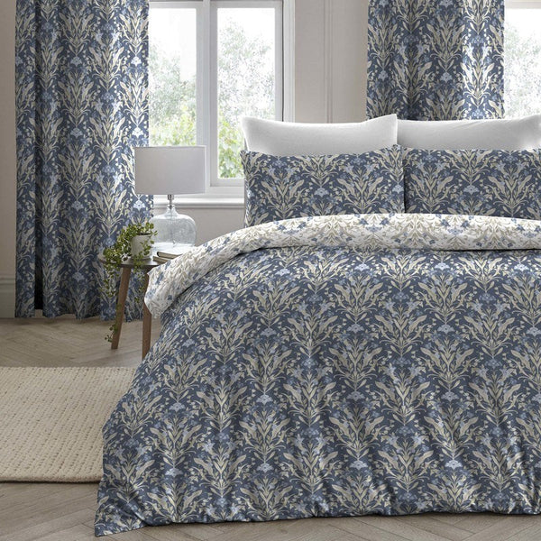 Venito Bedding Set Blue