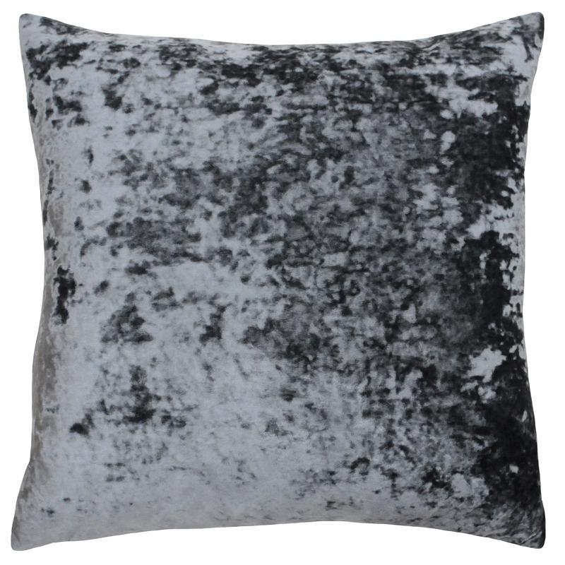 Riva Cushions And Throws Verona C/Cover Pewter Picture