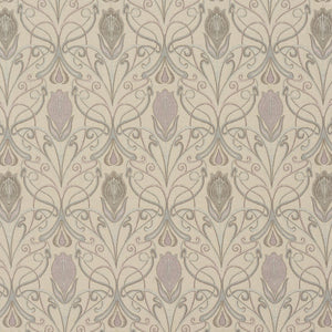 Verona Curtain Fabric Blush
