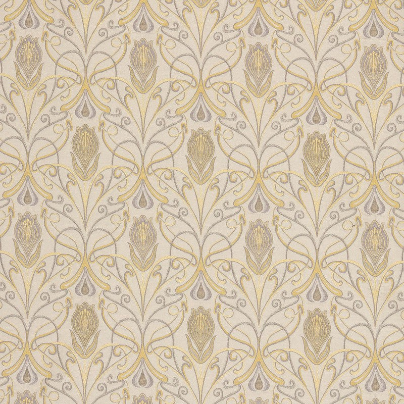 Fryetts Fabrics Verona Curtain Fabric Mimosa Picture