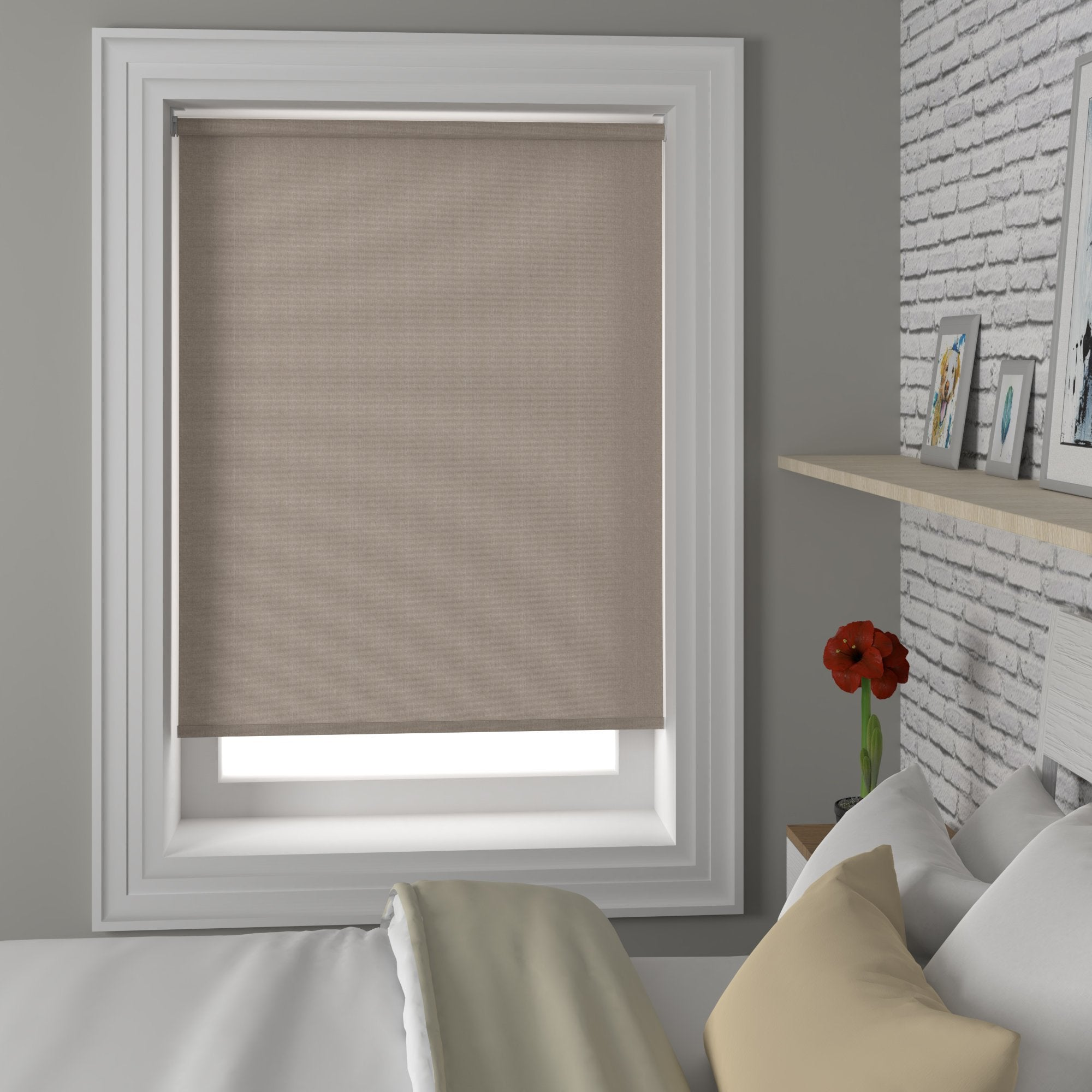 Harris Parts Blinds Vieo Roller Blind Dusk Picture
