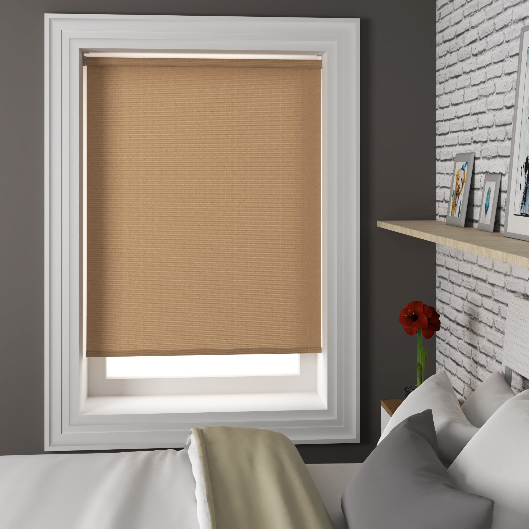 Harris Parts Blinds Vieo Roller Blind Shell Picture