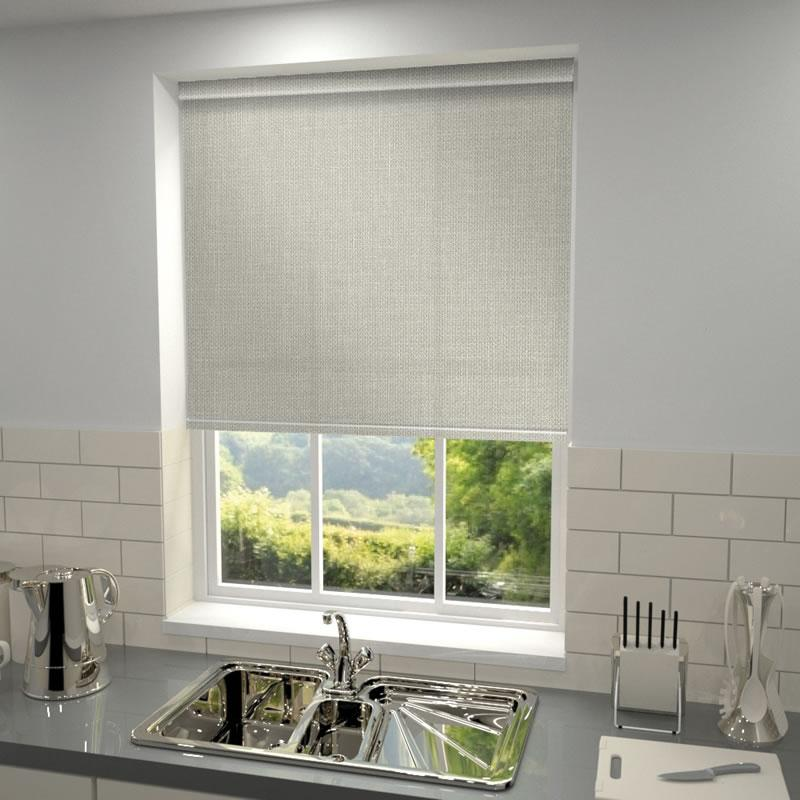 Decora Blinds Vieo Roller Blind Sand Picture
