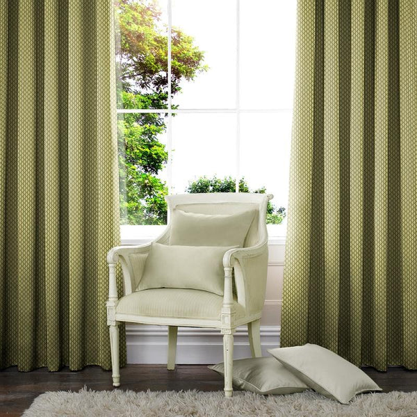 Tuscany Made to Measure Curtains Fern
