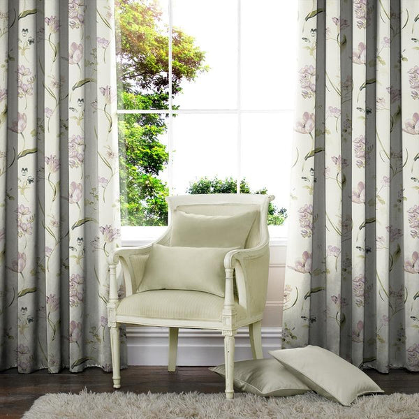 Warwick Made to Measure Curtains Lavender