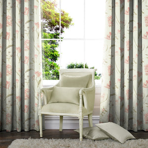 Warwick Made to Measure Curtains Rose