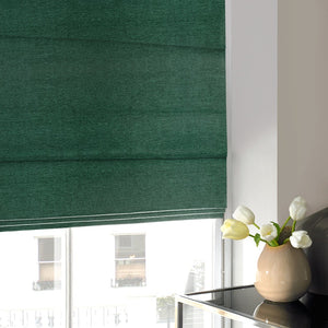 Wessex Roman Blind Green