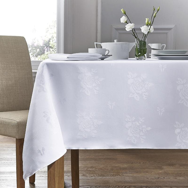 Cezanne Table Linen White