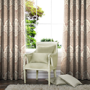 Aylesbury Made to Measure Curtains Blush