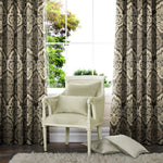 Aylesbury Made to Measure Curtains Ebony