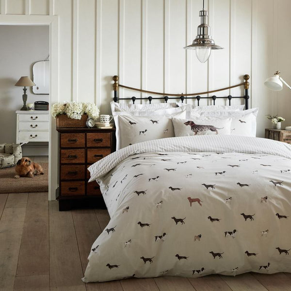 Sophie Allport - Woof Bedding Collection Natural