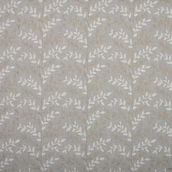 Zoe Curtain Fabric Thunder Pearl Multi