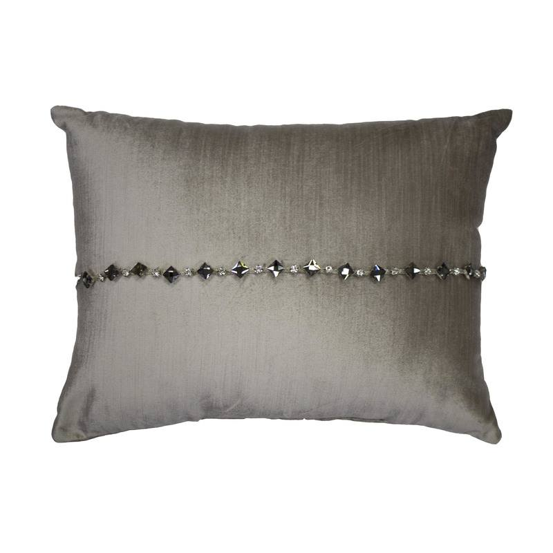 Ashley Wilde Cushions And Throws  Kylie Minogue Zollino Filled Boudoir Cushion Praline
