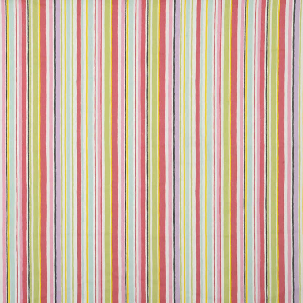 Zoom Curtain Fabric Pretty Pink