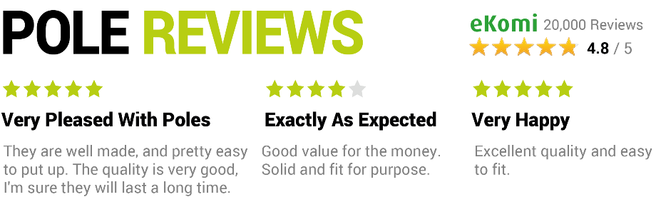 All Curtain Poles Reviews