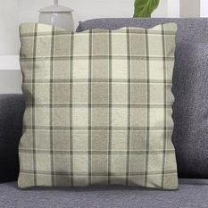 Checked Cushions