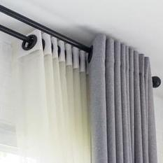 Curtain Headings And Poles