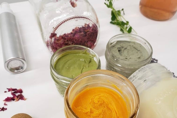 How to make your own personal care products