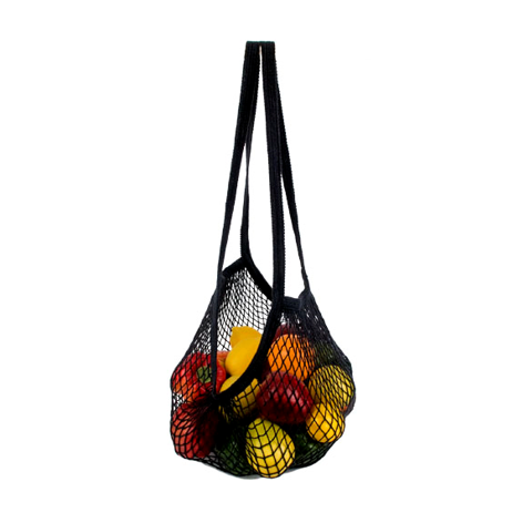 String Bag With Long Handles