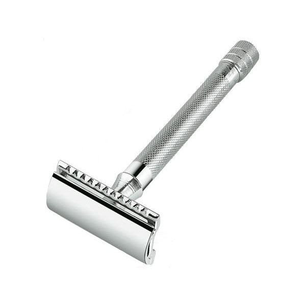 Double-Edge Safety Razor (For Men and Women)