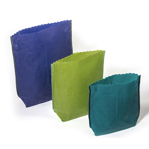 Beeswax Food Bags (3-Pack)