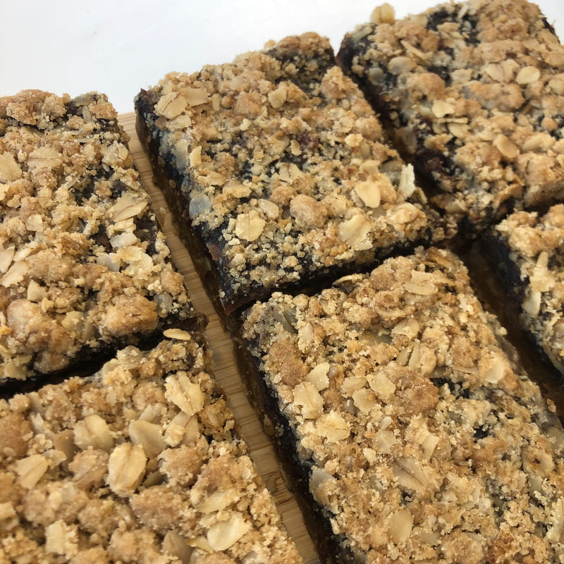 Date Square (Vegan and Gluten-Free)