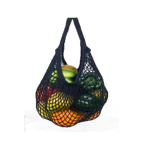 String Bag With Short Handles