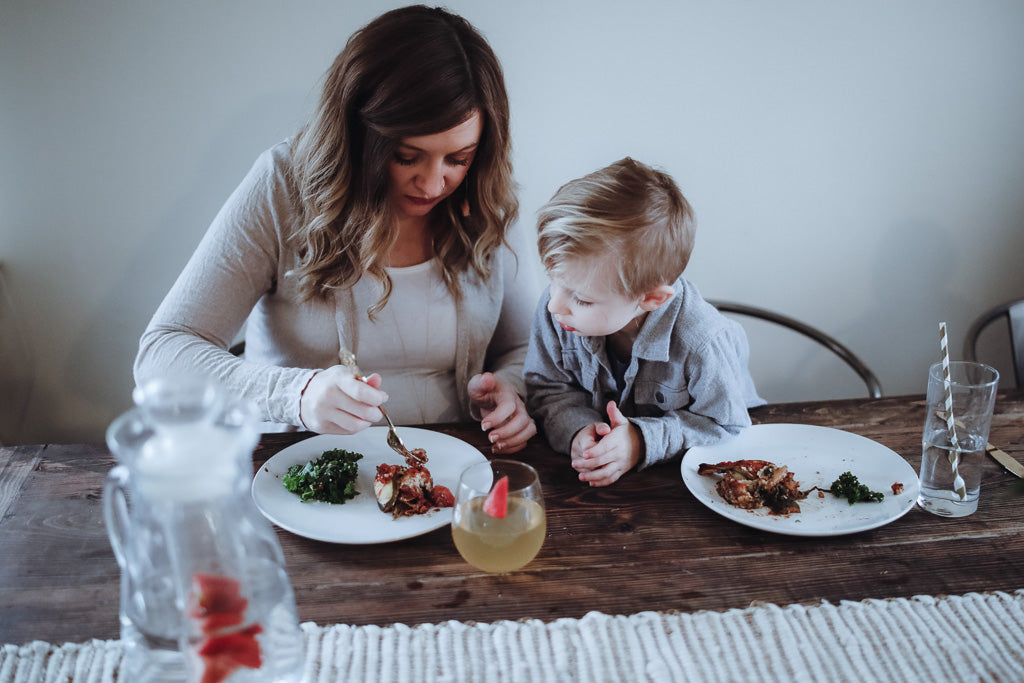 Celebrating Mom with Nourish
